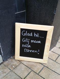 Lunchlokaal, Groningen.