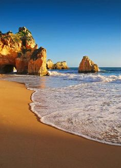 Algarve. Playas increíbles