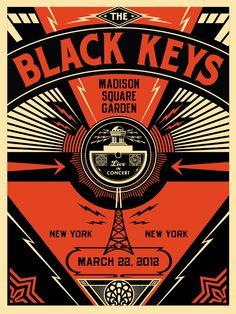 Black Keys NYC 3/22/12