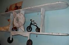 airplane baby room - Bing Images