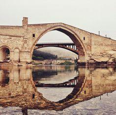 Malabadi köprüsüSilvan/Diyarbakır Türkiye Malabadi_Bridge