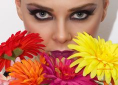 MAKE+UP+FLOWER+by+Antonio+Socea+on+500px