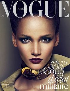 one of my favorite Vogue Paris covers