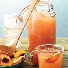 Peach Lemonade @keyingredient