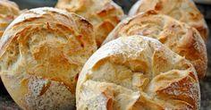Aki kóstolta már az osztrákok péksüteményét, egyhamar nem tudja kiverni a fejéből az élményt: friss, ropogós, ellenállhatatlan. Készítsük el otthon is! Pastry Recipes, Bread Recipes, Baking Recipes, Cake Recipes, Quick Bread, How To Make Bread, Croissant Bread, Baked Rolls, Vegan Bread