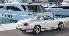 Bentley Continental GT V8 Convertible Galene Edition by Mulliner