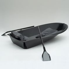 It's a foldable boat that fits in a back pack!