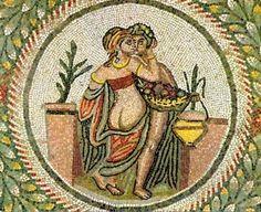 Roman Baths - Mosaic -Piazza Armerina Sicily