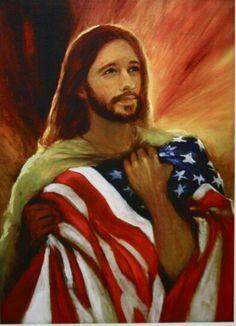 America She is Mine says God!