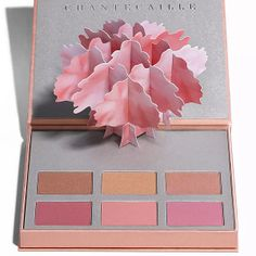 Holiday-Edition Highlighter and Blush Palette