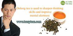 Oolong Tea Benefits, Thinking Skills, Heart Disease, Decay, Tooth, Cancer, Cardiovascular Disease, Teeth