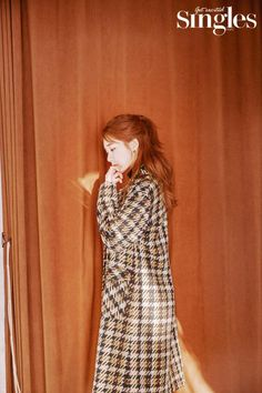 Yoo In Na is a winter cutie in vintage 'Singles' pictorial! Korean Actresses, Korean Actors, Actors & Actresses, Korean Star, Korean Girl, Yoo In Na Goblin, Korean Fashion, Yoo In Na Fashion, Kim Sun