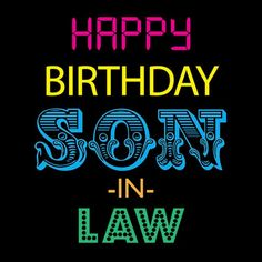 Happy Birthday Son In Law Pregnant Wife