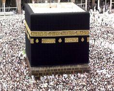 La Kaaba La Meca Meca Mezquita