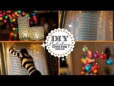 DIY Holiday Decor Ideas! EASY and Budget Friendly!
