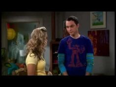 Kaley Cuoco's best scenes in The Big Bang Theory