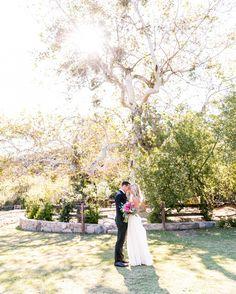 Dreamy and magical wedding moment captured by the talented @michellekylephoto. That light though. sigh . Coordination & Planning @delmarevents Venue @calamigosranch Florist @uniquefloraldesigns Photo @michellekylephoto Video @vikenproductions Hair @melschaefers Makeup @mad.lash . #malibuwedding #calamigosranchwedding #calamigosranch #ranchwedding #firstlookphotos #firstlook #brideandgroom #losangelesweddingplanner #malibuweddingplanner #delmarevents #ido