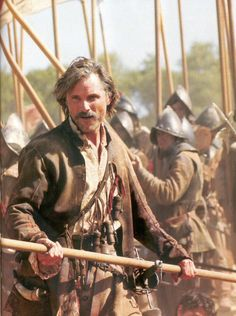 Captain Alatriste - Spanish Tercio at Rocroi (1643). From the movie Alatriste (2006)