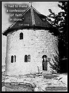carl jungs stone tower - Google Search