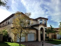 Spacious and neat home in Doral, FL with plenty of room for a family, now on Auction.com! P.S. Financing is available!