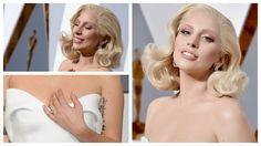Lady Gaga Oscar 2016