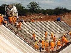 Operário morre triturado por betoneira em obra da transposição