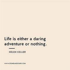 The tao of Helen Keller #girlboss #motivation #inspiration #quote #entrepreneur #hustle