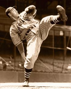 April 16, 1940—Not yet 22 years old, Cleveland Indians pitcher Bob Feller gave fans a game for the ages, striking out members of the Chicago White Sox en route to a 1-0 victory—the only no-hitter on Opening Day in baseball history.