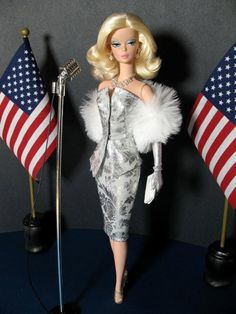 Patriotic Barbie.!!!!@@@@¡¡¡¡.....http://www.pinterest.com/luanndull/barbieback-in-the-day/ €€€€€€€€€€€€€€€€€€€€€€€€€€€€€€€€€