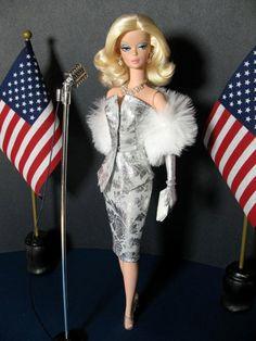 Patriotic Barbie.!!!!@@@@¡¡¡¡.....http://www.pinterest.com/luanndull/barbieback-in-the-day/ €€€€€€€€€€€€€€€€€€€€€€€€€€€€€€€€€