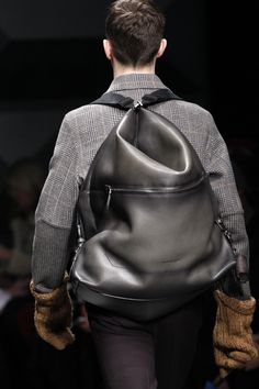 bd8c47f5d7 Salvatore Ferragamo Fall 2017 Menswear Accessories Photos - Vogue Mens Work  Bags