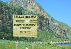 Escursione di Monte Cofano, il periplo e la cima. Il golfo di Cornino come non l'avete mai visto