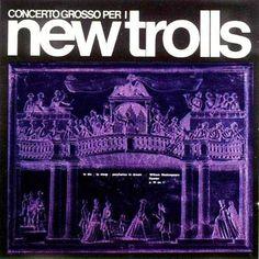 New TrollsConcerto Grosso Per I New Trolls album cover