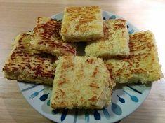 Bloemkool tosti of pizza