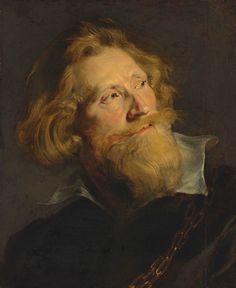 Peter Paul Rubens | Portrait of a Bearded Man