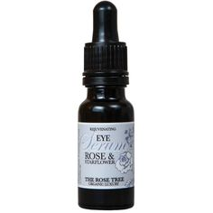 The Rose Tree - Rejuvenating Eye Serum with Rose & Starflower (54 AUD) ❤ liked on Polyvore featuring beauty products, skincare, eye care and sensitive skin care
