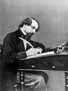 Charles Dickens, the comic crusader