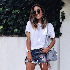 😄 #summeruniform 👖 @oh_my_levis ⭐️