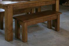 Miller's Plank Bench