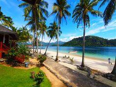 Sikuai Island - West Sumatra - Indonesia