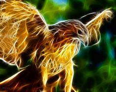 Águila fractal