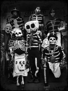 Northside Skull and Bones Gang | by kaphinga at iphoneart.com