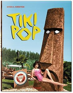 Tiki Pop: America imagines its own Polynesian Paradise by Sven Kirsten. Tiki Pop America Imagines Its Own Polynesian Paradise. Pop Book, Paris 1900, Tiki Art, Tiki Tiki, Tiki Bar Decor, Tiki Lounge, Culture Pop, Retro Renovation, Tiki Room