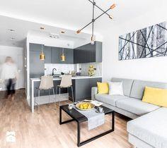 Mieszkanie pokazowe - Intenso Wola - zdjęcie od Decoroom