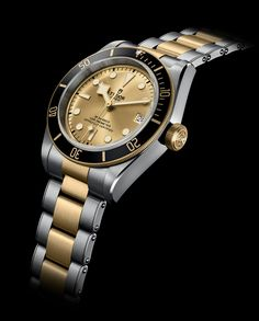 TimeZone : Industry News Best Watches For Men, Cool Watches, Rolex Watches, Tudor Heritage Black Bay, Tudor Black Bay, Tudor Watch Men, Tudor Bronze, Tudor Pelagos, Tudor Monarchs