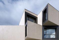 """Nuevo Edificio de ESO y Bachillerato para el Colegio """"El Redin"""" - Pamplona, Spagna - 2013"""