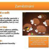 Téma Ježek a Jablíčko - Mateřská škola Sluníčka Games For Kids, Pandora, Carnavals, Games For Children