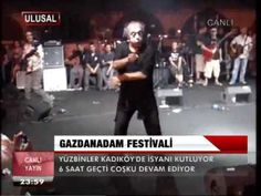 ▶ GAZDANADAM FESTİVALİ 7.7.2013.PZR. ( 3 ) - YouTube