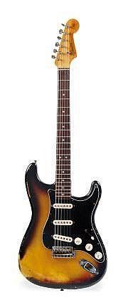 Cavo Vintage Voltage 3,6 m Red Tweed Fender