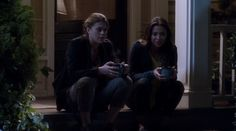 Why is Paige so sure Emily could get into Stanford? It's not like Em ever goes to class.